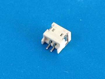 CA 200V/dc 2.0mm connettore del bordo del PWB di 3 Pali SMT per cavo applicabile 28#
